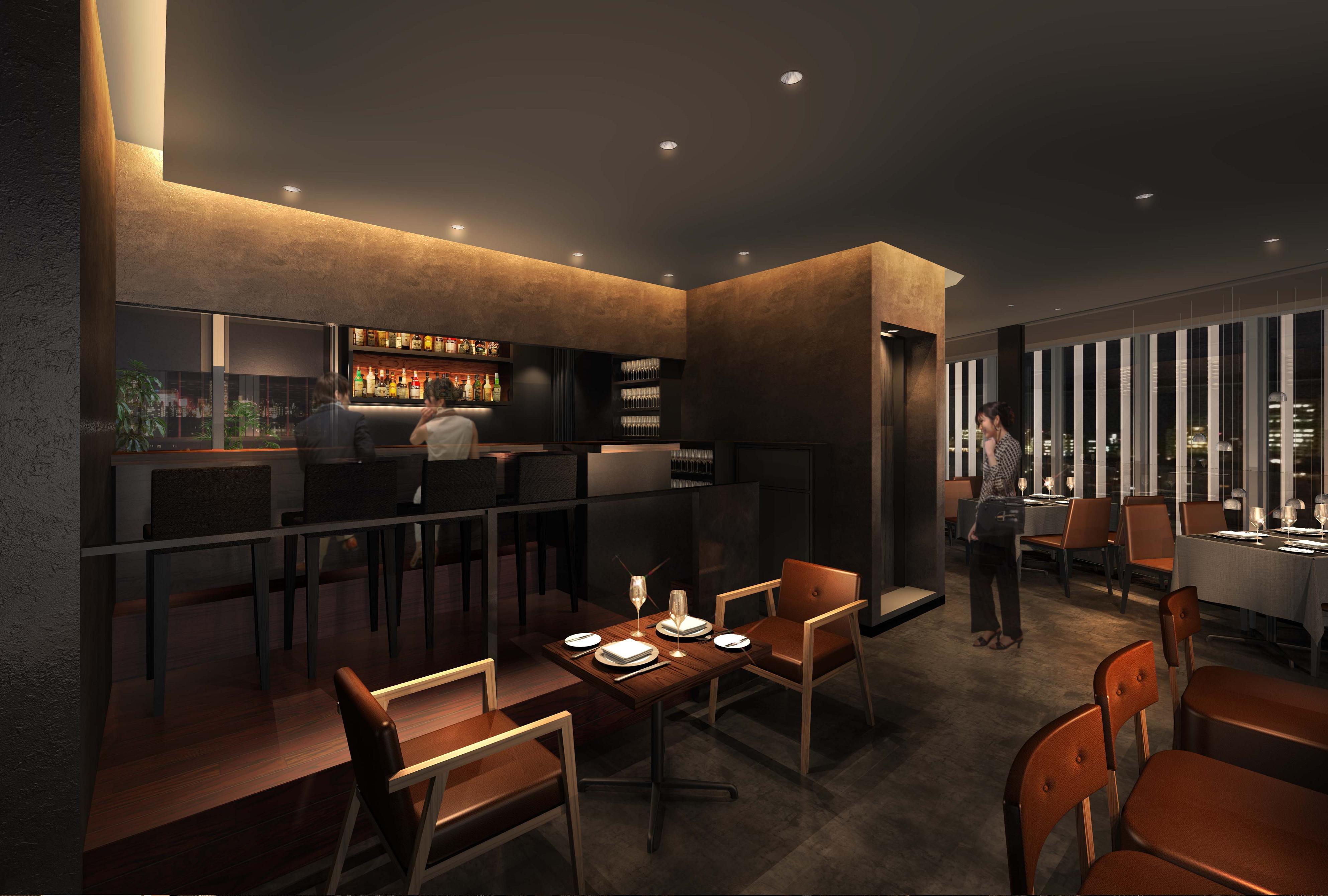 キュープラザ原宿に新業態ステーキ店SIXMARS Steak&Barオープン2
