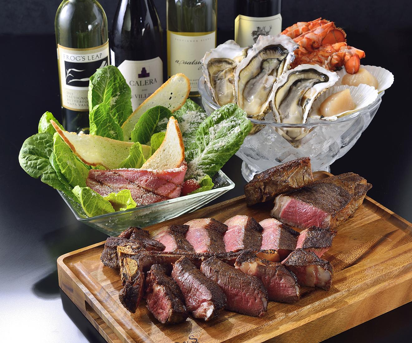 キュープラザ原宿に新業態ステーキ店SIXMARS Steak&Barオープン3