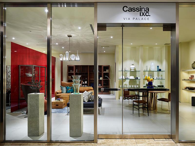 パレスホテル東京にCassina ixc. via Palaceがオープン1
