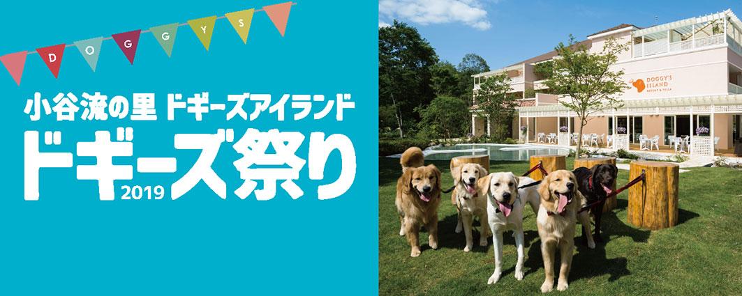 千葉・小谷流の里「ドギーズ祭り2019」開催のお知らせ1