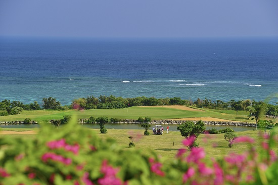宮古島にゴルフのベストシーズン到来!シギラリゾートでゴルフ三昧1